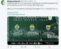Klub Malaysia Agendakan 3 Uji Coba di Indonesia, Salah Satunya Lawan Persib Bandung