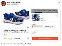 Jual Sepatu Branded Murah, Online Shop Ini Malah Bikin Netizen Marah