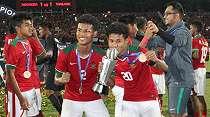 Timnas Indonesia Jajal Kekuatan Real Madrid, Inter Milan dan Arsenal