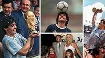 Profil Diego Maradona, Legenda Sepak Bola Argentina Tutup Usia