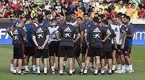 Resmi, Luis Enrique Letakkan Jabatan Pelatih Timnas Spanyol