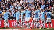Bantai Watford di Final Piala FA, Manchester City Ukir Sejarah