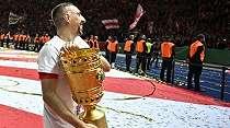 Juara Piala Jerman Jadi Perpisahan Manis Ribery dengan Bayern Munich