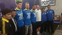 Persib Rekrut Pemain Asing, Beckham dan Aziz Siap Bersaing