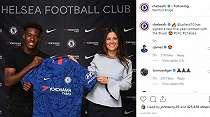 Begini Kata Callum Hudson-Odoi Usai Perpanjang Kontrak dengan Chelsea