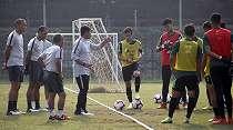 Indra Sjafri Fokus Benahi Transisi Permainan Timnas Indonesia U-22