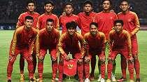 Timnas Indonesia U-19 Taklukkan China di Laga Uji Coba