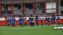 Bhayangkara FC Menang Tipis di Siem Reap Super Asia Cup, Munster Tetap Puas
