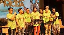 Tora Sudiro Jadi Mentor Gary Iskak Selama Syuting Film Mangga Muda