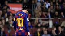 Efek Pandemi COVID-19 yang Bikin Lionel Messi Geleng-geleng Kepala