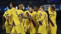 Barcelona Imbang Lawan Napoli, Setien Sebut Hasil yang Bagus