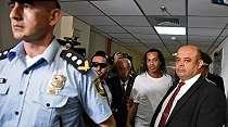 Ronaldinho Segera Bebas dari Penjara Setelah Bayar Jaminan Rp 25,8 Miliar