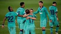 Hantam Villarreal, Barcelona Pangkas Jarak dari Real Madrid