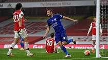 Arsenal vs Leicester City Berakhir Imbang, Arteta Sesali Hilang Dua Poin