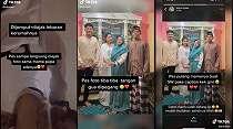 Viral Wanita Diperlakukan Begini saat Lebaran di Rumah Pacar, Auto Iri!
