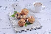 Resep Muffin Isi Blueberry