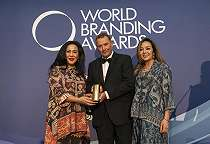 Frank & co Dinobatkan Sebagai Brand of the Year di World Branding Awards 2019&