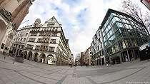 Ekonomi Jerman Anjlok 5 Persen Selama Tahun  Pandemi 2020