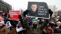 Aktivis Anti Korupsi Rusia: Pemerintah Benar-Benar Takut Gerakan Protes Pro Navalny