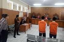 Dua Terdakwa Pembunuh Sopir Daring Divonis Hukuman Mati