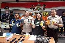 Polres Depok dan GoJek Bongkar Sindikat Order Fiktif
