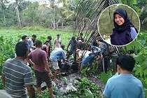 Sosok Wina Mardiani Mahasiswi yang Tewas Terkubur Kaki Terikat di Mata Sinta Alena