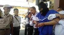 Pembunuh Pengemudi Taksi Online di Bogor Jalani Rekonstruksi, Ini Hasilnya