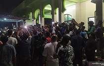 Jumat Malam, Masjid Al Amin Diserang Sekelompok Orang