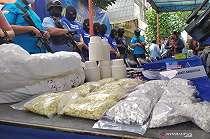 Pabrik Narkoba di Bandung Memproduksi Pil Mengandung Carisoprodol, Apa Itu?