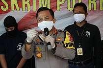 Sopir Angkot dan Sekuriti Alih Profesi jadi Bandit Pengganjal Mesin ATM