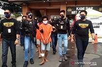 Dari Jaket Khas Ini Polisi Mengenali Kelompok Perampok Minimarket