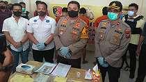 Satu Tahun Buron, Dua Pencuri Brankas Berisi Rp1 Miliar Akhirnya Ditangkap