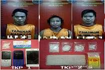 Sopir Taksi Online Ini Ditangkap Lantaran Diduga sebagai Pengendali Jaringan Pengedar Narkoba
