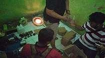 Rumah Kontrakan di Bogor Digerebek, 4 Orang Langsung Panik