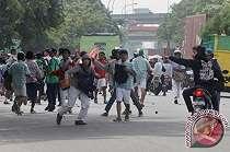 Empat Pelaku Tawuran di Jakarta Pusat Diringkus