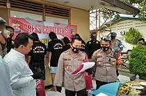 5 Pemuda Keroyok Polisi, Senjata Api Direbut, Babak Belur
