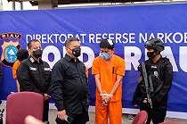 Anak Buah Terlibat Mafia Narkoba, Kapolda Marah Besar: Dia Pengkhianat Bangsa