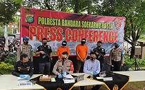 Mantan Polisi Berulah Lagi, Ditangkap di Padang, Terancam Penjara Seumur Hidup