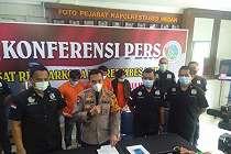 Tersandung Kasus Narkoba, Oknum Anggota Dewan Ini Ditangkap di Medan