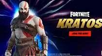 Asyik, Kratos God of War Bakal Hadir ke Fortnite