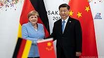 Tekanan Meningkat Bagi Angela Merkel di Jerman Untuk Tekan Cina Soal Hong Kong