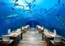 Intip Kemewahan Tempat Liburan Para Seleb Dunia di Maladewa
