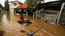 Cara Gubernur Anies Cegah Banjir Musiman di Jakarta