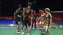 Mendebarkan, Kevin/Marcus Bentrok Vs Juara Dunia di Senayan