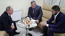 Ayah Khabib Meninggal, Petinggi Republik Chechnya Ucapkan Belasungkawa