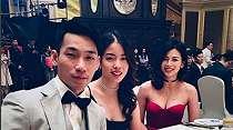 Wow, Pebulutangkis Malaysia Umbar Belahan Dada di Gala Dinner BWF