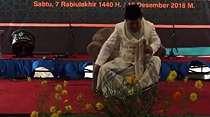 KH Buchori Amin Wafat, Juara Dunia Terjungkal, dan Prabowo Naik Gojek