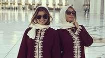 Tak Hanya Camila, Artis-artis Ini Berhijab saat ke Masjid Sheikh Zayed