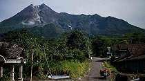 Membaca Karakter Gunung Merapi Meletus