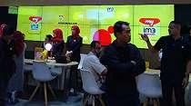 Intip Gerai Digital Indosat, Ada Dinding yang Bisa 'Diajak Bicara'
